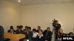 1 saylı İqtisad Məhkəməsində hazırlıq iclası başladı. 31 oktyabr 2006-cı il