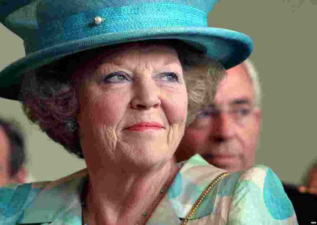 Nizozemska kraljica Beatrix
