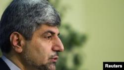 Портпаролот на иранското МНР, Рамин Мехманпараст.