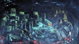 Николай Рерих. Град обреченный. 1914