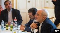محمد جواد ظریف، وزیر خارجه ایران در مذاکرات وین