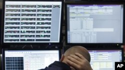 Ситуация на фондовых рынках не внушает оптимизма