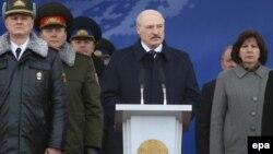 Belarus prezidenti Alyaksandr Lukashenka, 4 mart 2017