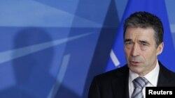 Генералниот секретар на НАТО Андрес Фог Расмусен