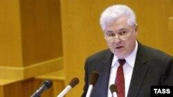 Preşedintele Vladimir Voronin, reales în Parlament, 4 aprilie 2005