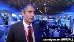«Էրիքսոնի» Եվրոպայի և Լատինական Ամերիկայի տեխնոլոգիական հարցերով գլխավոր տնօրեն Խավիեր Գարսիա Գոմեզը