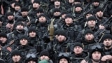 Силовики в Чечне, архивное фото