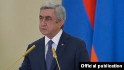 Նախագահ Սերժ Սարգսյան, արխիվ