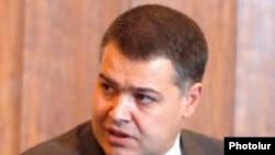 Глава армянской делегации в ПАСЕ Давид Арутюнян