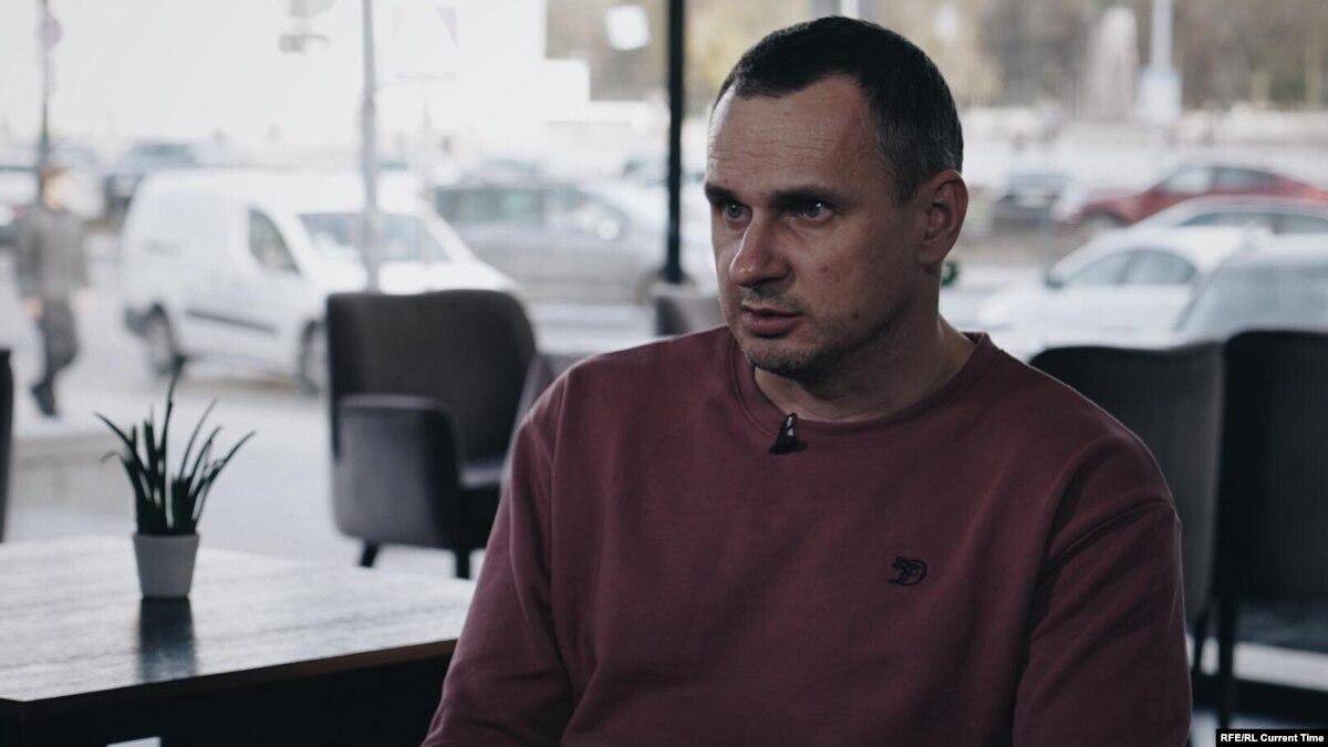 Сенцов заявил о намерении снимать по фильму в год