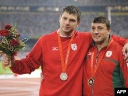 Belarus idmançıları Pekin olimpiadasında