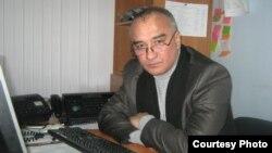 Бахтиёр Саттори, известный таджикский журналист и активист, раненный в Москве.
