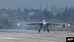 Ce-24 на базе Хмеймим в Сирии
