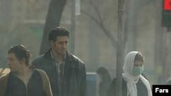 آلودگی هوا در شهرهای ایران بهویژه در تهران از جمله علل سکته قلبی در افراد است.
