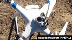 Ermənistana məxsus pilotsuz aparat, 22 yanvar 2017