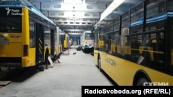 В депо «Київпастрансу» знімальну групу програми пускати не хотіли