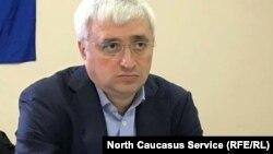 Депутат Госдумы Зураб Макиев