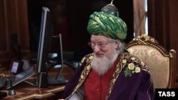 Талгат Таджуддин, Верховный муфтий России