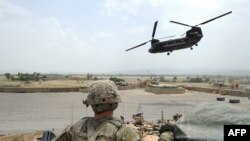 U.S. President Barack Obama has ordered 10,000 U.S. combat troops out of Afghanistan by the end of the year.