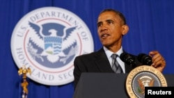 أوباما يعلن مشروع الموازنة الأميركية - واشنطن 2 شباط 2015