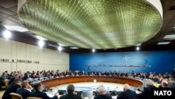 ნატოს საგარეო საქმეთა მინისტრების ბრიუსელის შეხვედრა