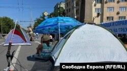 Палатката на Соня