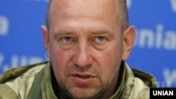 Колишній керівник «Айдару» Сергій Мельничук, який керував батальйоном у 2014 році
