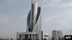 Türkmenistanyň Saglygy goraýyş we derman senagaty ministrligi