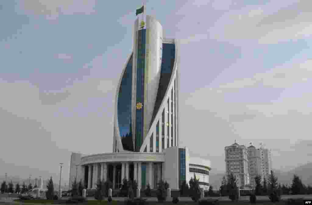 The Turkmen Health Ministry