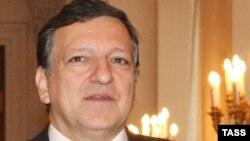 Претседателот на Европската комисија Жозе Мануел Баросо