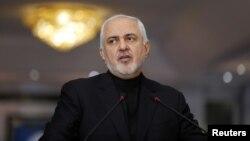 Иранскиот министер за надворешни работи Мохамад Џавад Зариф