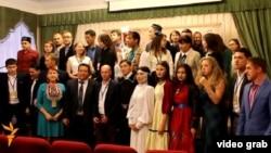 Яшь төрки язучыларның Казанда Тукай клубында очрашуы, 13 сентябрь 2016