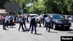 Алматы, теракт