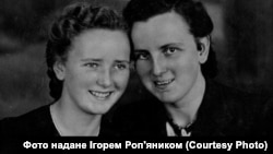 Сестер Ільб – Ірину (ліворуч) та Марію (праворуч) – радянська репресивна влада розлучила на 20 років