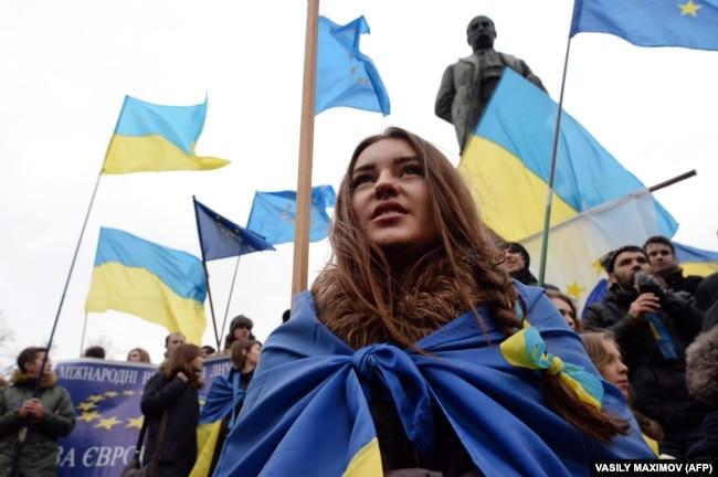 Революція гідності, Київ, майдан Незалежності, 26 листопада 2013 року