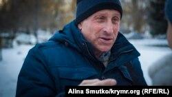 Кырым журналисты Николай Семена
