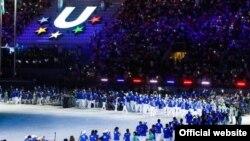 Акс аз вебсайти расмии Universiade 2017 гирифта шудааст