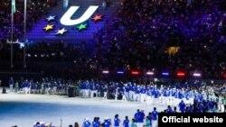 Церемония открытия Универсиады (архивное фото)