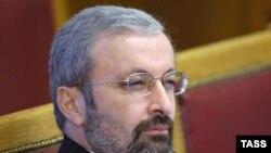 Бывший спикер Национального Собрания Армении Тигран Торосян