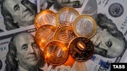 Рубль в пределах видимости