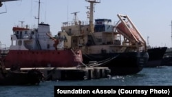 Captain Khayyam neft tankeri Tripolidə