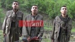 PKK-ya qoşulduğu deyilən tələbələr - Audio