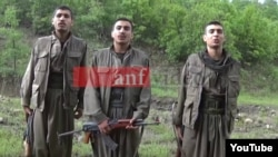 PKK-ya qoşulduğu iddia edilən üç azərbaycanlı tələbə
