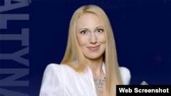 """Вице-президент компании """"Алтын"""" Антонина Бабосюк"""