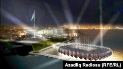 «Baku Crystal Hall»