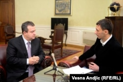 Интервью Ивицы Дачича РС-РСЕ