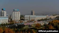Алматы. Иллюстративное фото.