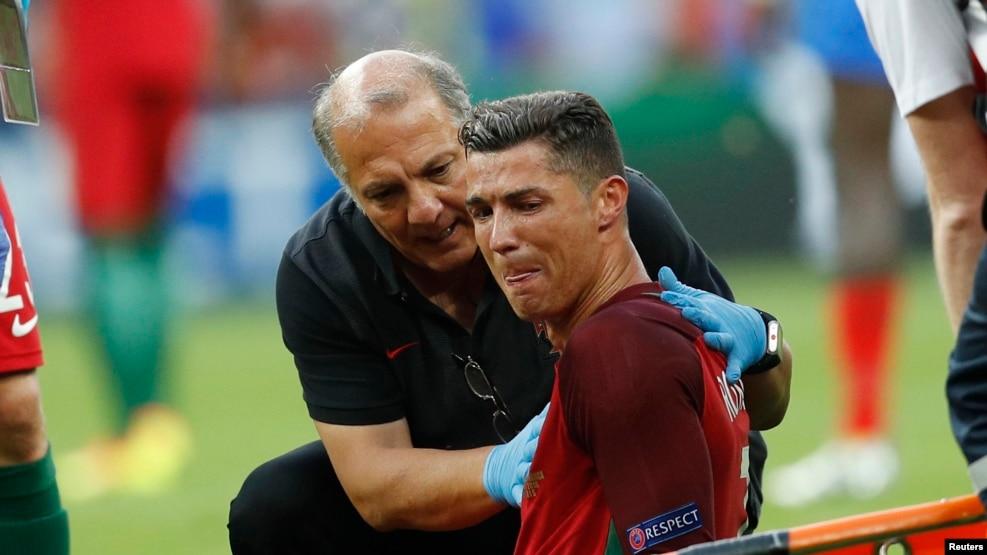 Португальці виграли фінал без травмованого лідера Кріштіану Роналду