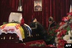 Похороны Арсения Павлова в Донецке 19 октября 2016 года