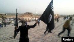 İŞİD döyüşçüsü
